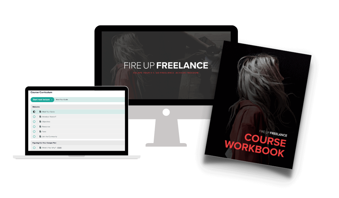 Fire Up Freelance Course